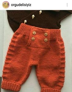 """Diy Crafts - Baby Ligt Green-Ligt Grey Line Hand knitted Overalls with detailed cabled bodice and Sweater """"A Ravelry pattern. Baby Ligt Green-L Baby Boy Knitting Patterns, Baby Cardigan Knitting Pattern, Knitting For Kids, Knitting Designs, Baby Patterns, Knit Patterns, Pants Pattern, Knitting Ideas, Free Knitting"""
