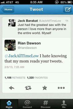 Jack Barakat and Rian Dawson.