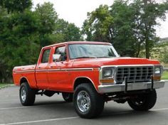 1974-1979 Ford f250 Crew Cab 4x4 Rare!!  Best on ebay. 125+ pictures dana 60s!!, image 1