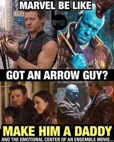 Marvel nerd. Bruce Banner and Clint Barton fan. Brucenat shipper.