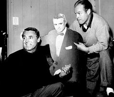 "Cary Grant, ""Cary Grant"", and Bob Hope"