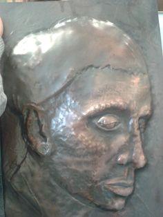 gotycki portret