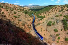 Southwest Chief #3 at Canyoncito, NM