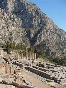 Delphi, Greece Oct. 2014