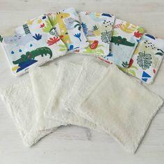 Lot de 10 Lingettes Lavables Bébé Bio, Onesies, Change, Sew Baby, Babies Clothes, Jumpsuits, Baby Onesie