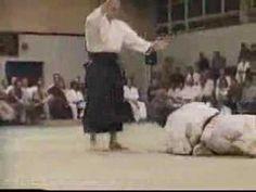 Fun to compare sometimes.  Aikido vs. Ju Jitsu