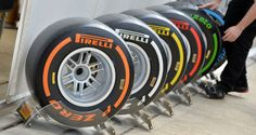 Pirelli reveal tyre compound choices for Japanese and Russian grands prix