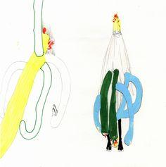 #Illustrations for #xinyuanxu's #centralsaintmartins #MAFashion graduate collection 2015 #research #development #fashiondesign #csm #portfolio http://1granary.com/?p=35731