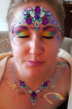 Festival bling by Schminkkoppies  #festivaleyes #festival #festivalbling #schminkkoppies