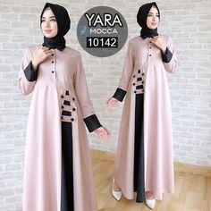yara mocca Rp137rb, maxi tgn pjg busui kancing, kerah leher, tanpa pashmina, balotelli, ld 94 pjg 142, lb 246, berat 510gram  contact us  FB fanpage: Toko Alyla  line@: @alylagamis  WA: 0812-8045-6905    toko online baju muslim  gamis murah  hijab murah  supplier hijab  konveksi gamis  agen jilbab