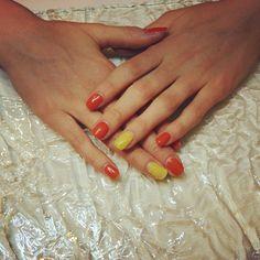 Very beautiful nails #love #nails #top
