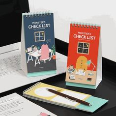 We are happy to introduce Good quality Korean Stationery to you! Composition : To Do List / Total 96 Pages. you will only receive the item in the title. | eBay!