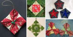 All of These Fabric Ornament Patterns are Free! The Christmas season always seems to arrive sooner than we expect it. This year we'll be prepared for decorating and gift giving with these lovely fabric ornaments. Put your favorite fabrics and scraps to good use with these tutorials. Each ornament goes together quickly and will look …