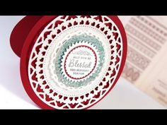 ▶ Holiday Card Series 2012 - Day 9 - YouTube