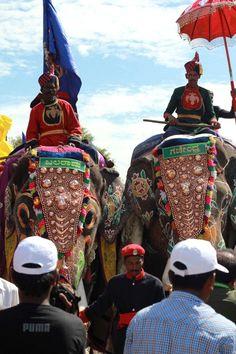Incredible India: Mysore Dasara Celebrations 2013 - (20 Pictures) - HitFull.com