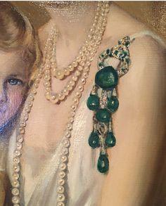 59 Ideas Jewerly Fashion Illustration Posts For 2019 Estilo Pin Up, Alexandra Feodorovna, Detailed Paintings, Royal Jewels, Detail Art, Historical Costume, Renaissance Art, Jewelry Art, Jewellery