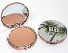 urban decay sun kissed beached bronzer