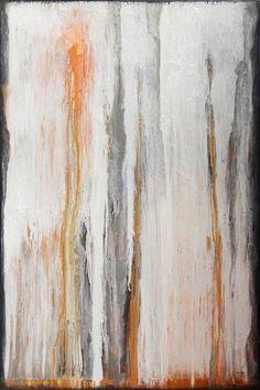 Jackie Janisse Abstract Painting - Reflection Acrylic On Wood Panel 2018 Paintings I Love, Original Paintings, Original Art, Abstract Expressionism, Abstract Art, Colour Field, Artist Gallery, Painting Edges, Minimalist Art