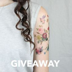 We have teamed up with @pepperinktattoo to give away one of their RAD vintage floral temporary tattoo sets (shown here) to a lucky one of YOU! How to enter? 1 - MUST Follow @hellolovehandmade & @pepperinktattoo 2 - Tag a friend below to tell them about this great giveaway! 3 - Giveaway ends at midnight CST winner will be announced on this post tomorrow Giveaway open To U.S. Entrants only. Cant wait? Use #PROMO: HELLOLOVE40 for 40% OFF for 2 days! #handmade #handmadewithlove #giveaway…