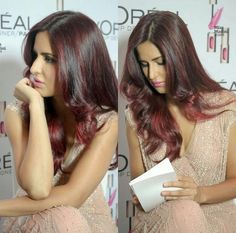 Katrina kaif,love that hair colour!!!