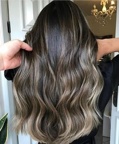 Balayage Hair, Bayalage, Hair Color And Cut, Brunette Hair, Hair Highlights, Hair Videos, Hair Day, Gorgeous Hair, Hair Looks
