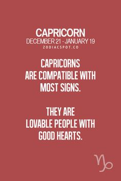 Capricorn are comparable with most signs. Capricorn Facts, Capricorn Quotes, Zodiac Signs Capricorn, Capricorn And Aquarius, My Zodiac Sign, Zodiac Quotes, Zodiac Facts, Capricorn Compatibility, My Star Sign