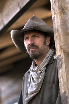 Open Range - Kevin Costner fav/strength/gentleness...remember watchin Wayne cinema w/ baba...gd times