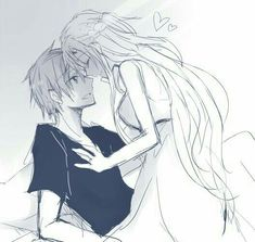 Kirito x Asuna Kirito Asuna, Kirito Sword, Sword Art Online Kirito, Anime Couple Kiss, Anime Kiss, Anime Manga, Cute Anime Pics, Cute Anime Couples, Anime Love