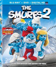 The Smurfs 2 DVD Review: So Smurfalicious!