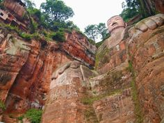 Big Buddha of Leshan
