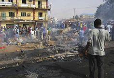 Más de 30 muertos en nuevos ataques de Boko Haram en el noreste de Nigeria