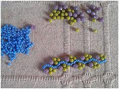 flower chain stitch by Çatıkatı Atölye - YouTube