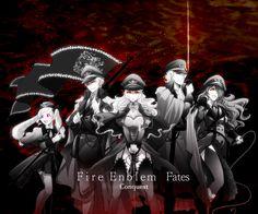 Fire Emblem: If/Fates - Nohr