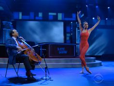 Yo-Yo Ma & Misty Copeland Win Over Twitter In A Stunning 'Late Show' Performance — VIDEO | Bustle