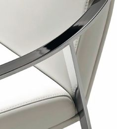 Close Up Of The Aileron Armchair By Christophe Pillet For Frag _
