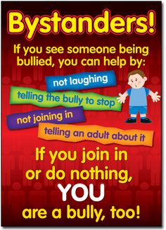 Don't just stand by . . . Cyber Bullying Poster http://www.ricgroup.com.au/product/bullying-in-a-cyber-world-poster/
