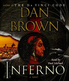 """Audio  . In the heart of Italy, Harvard professor of symbology Robert Langdon is drawn into a harrowing world centered on one of historys most enduring and mysterious literary masterpieces . . Dantes """"Inferno."""" Against this backdrop, Langdon battles a chilling adversary and grapples with an ingenious riddle that pulls him into a landscape of classic art, secret passageways, and futuristic science"""