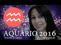 AQUÁRIO 2016 - PREVISÕES AQUÁRIO 2016 - HORÓSCOPO 2016