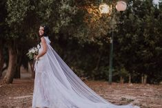 Artemis looking breathtakingly beautiful in her VILMA wedding gown from our Celestial Collection 🌸 Artemis, Wedding Gowns, Brides, Celestial, Pretty, Beautiful, Collection, Instagram, Design