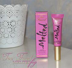 My Little Make Up: Melted Fig de Too Faced un sacré Friday Lipstick !