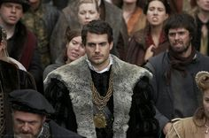 "Henry Cavill on ""The Tudors"" season 3 episode stills"