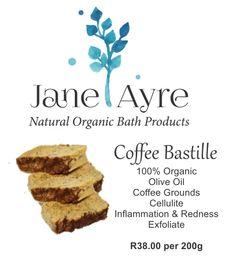 Coffee Bastille 100% Organic Soap