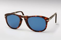 Persol's Thomas Crown edition sunglasses modeled on the ones Steve McQueen wore in 'The Thomas Crown Affair'