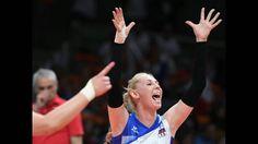 Российские волейболистки вырвали первенство у Аргентины на первом матче ...