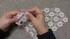 Tejido con Circulos Crochet parte 2 de 2 - YouTube