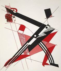 Bauhaus ballet costume designs
