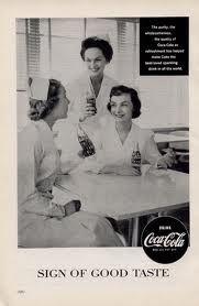 vintage coca cola ads - Google Search