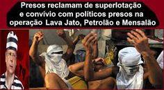 Resultado de imagem para politicos presos por corrupção no brasil