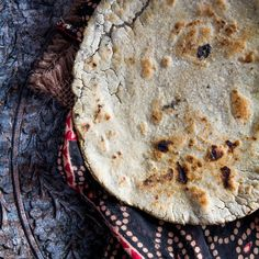 I remember the first time I tasted a rotlo. I was about 5. My family had just moved back to India and I was just getting used to life without breakfast cereals. One night my mom made these dense dark flat breads for the family. They looked different from the traditional wheat rotli I was …