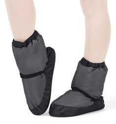 Bloch Booties-And they come in purple!! <3